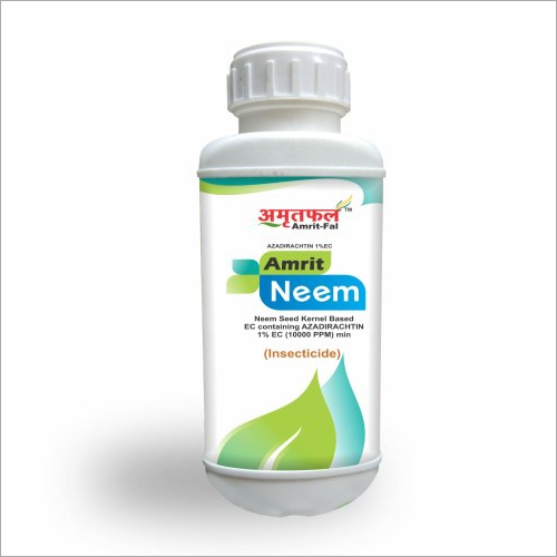 1 Ltr 10000 PPM Amrit Neem Insecticide
