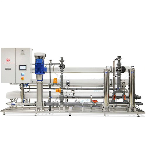 NASC 5000 RO Plant