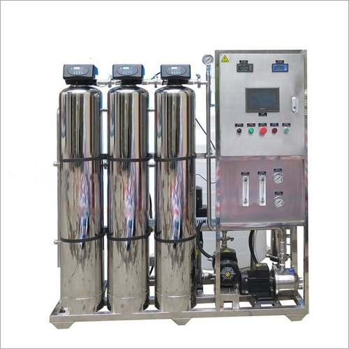 Stainless Steel RO Water Plant