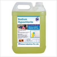 5 Ltr Sodium Hypochlorite Solution