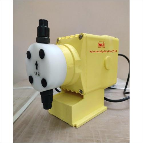 Material and Dosing Pump