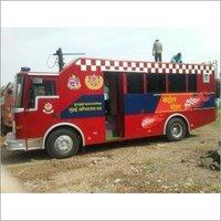 Command Control Vehicle