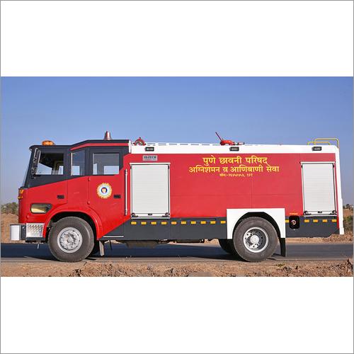 Industrial Fire Tender