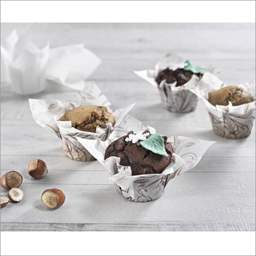 150 MM Tulip Printed Muffin Paper Cup