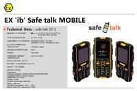 Intrinsically Safe Mobile Phones