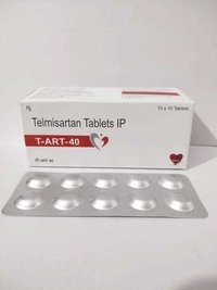 T-ART-40 ( TELMISARTAN 40 MG TABLET)