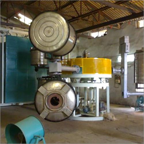 Rotomolding Machines