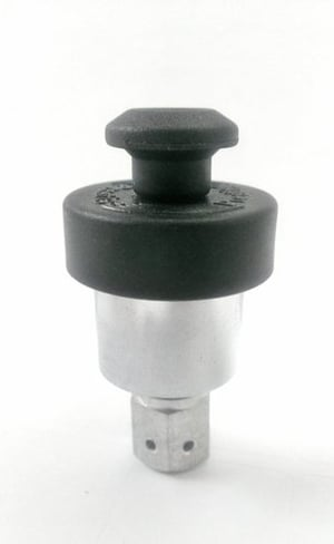 Prestige Stainless-Steel Pressure Regulator Whistle with Weight Assembly