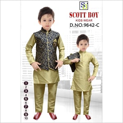 Kids Boys Sherwani Dress
