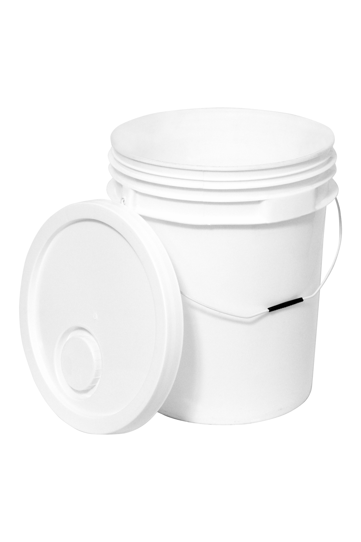 22Ltr Plain Paint Bucket