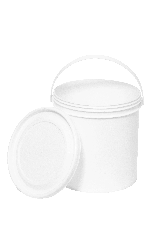 4Ltr Plain Paint Bucket