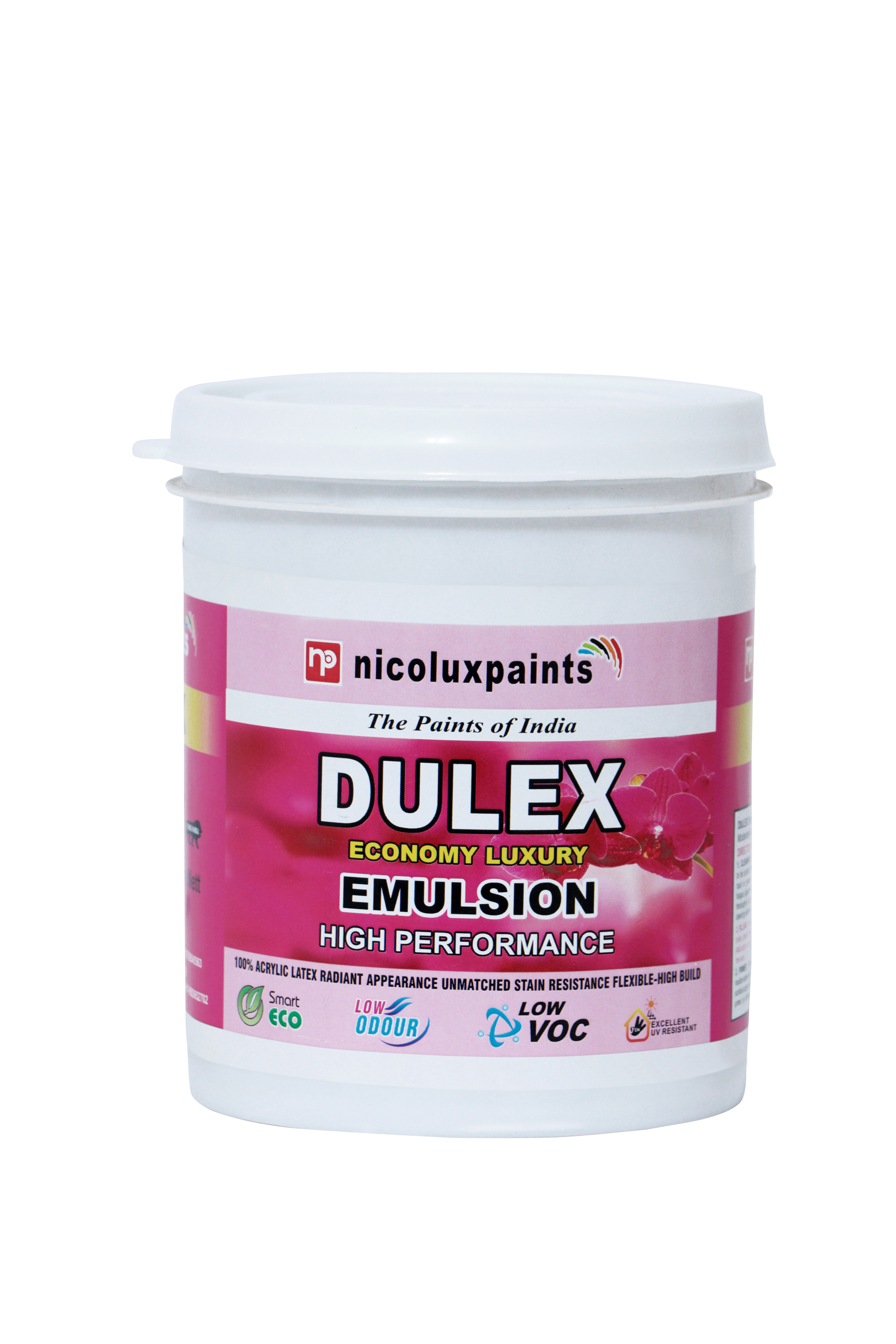 1Ltr Printed Paint Bucket