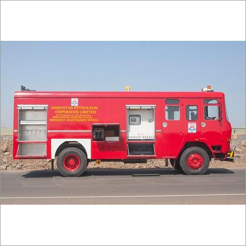 Emergency Maintance Vehicle