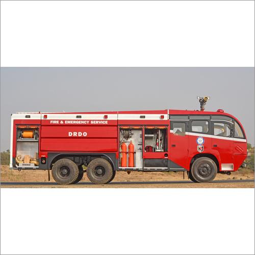 Advanced Industrial Fire Tender
