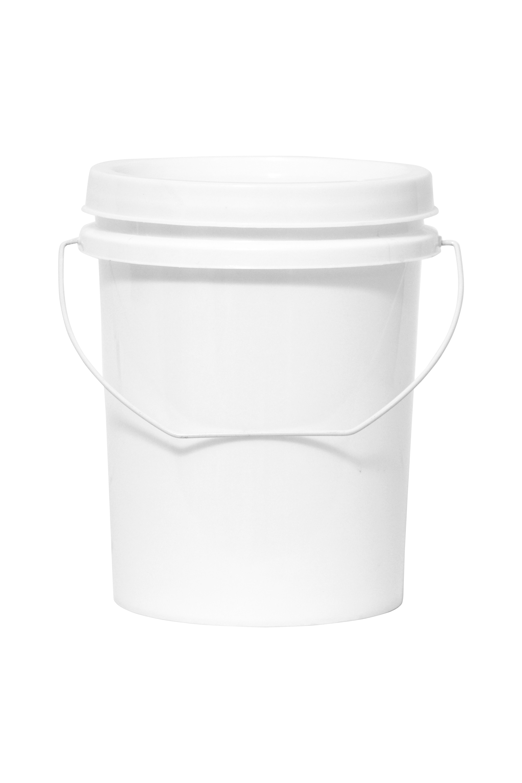 3KG Plain Paint Bucket