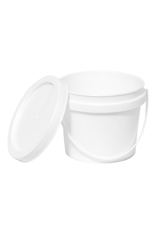 2KG Plain Paint Bucket