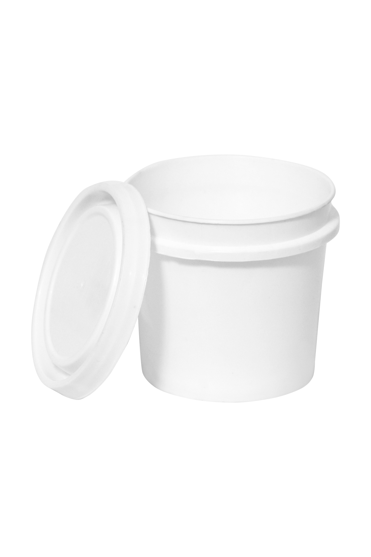 1KG  Plain Paint Bucket