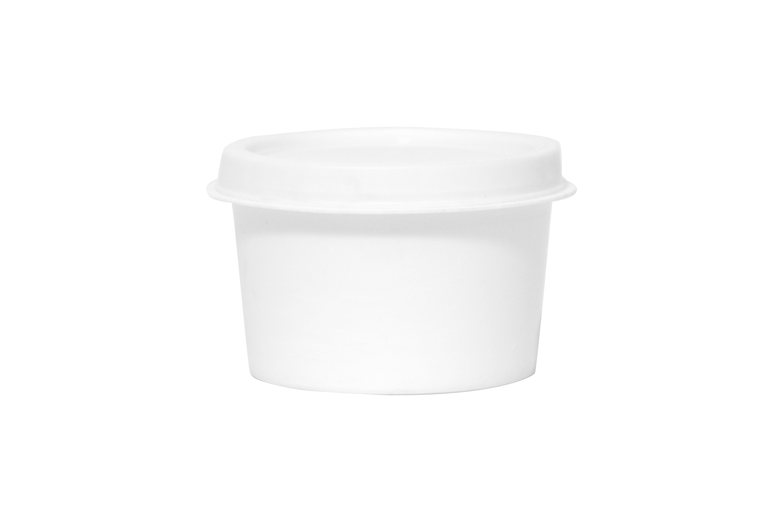 200 ML Plain Paint Bucket