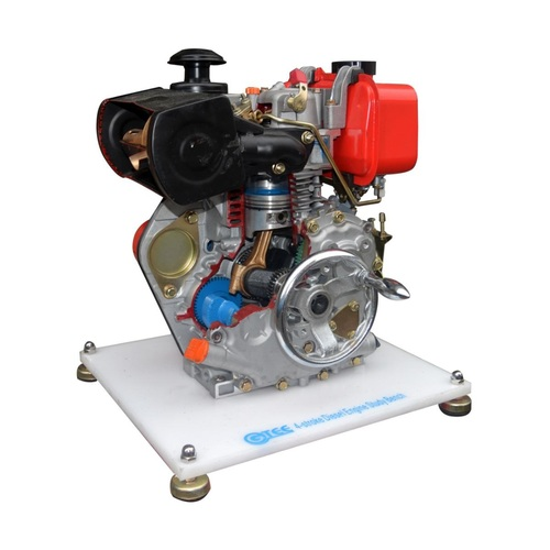4 Stroke Diesel Engine Study Bench