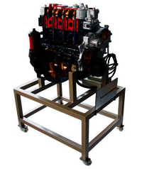 Auto Engine Dissecting Trainer