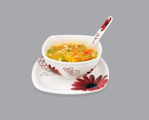 Melamine Soup Set