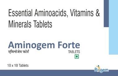 Amino Acid Tablets