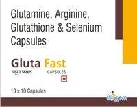 Glutamine Glutathione Selenium Arginine