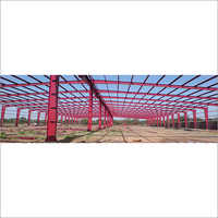 Industrial Pre Engineered Structure