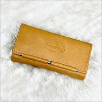 Ladies PU Leather Wallet