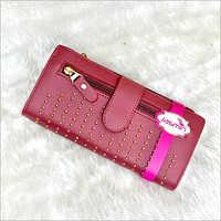 Ladies Fancy Casual Wallet