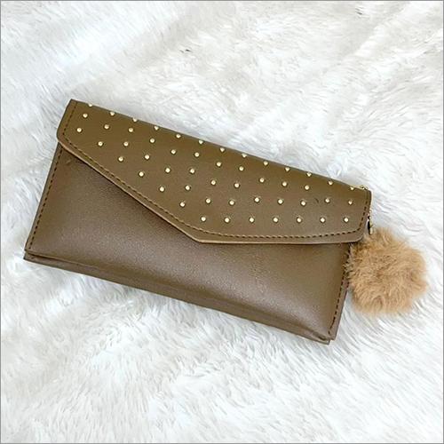 Rexine Ladies Clutch Wallet