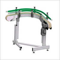 Slat Chain Bend Conveyor