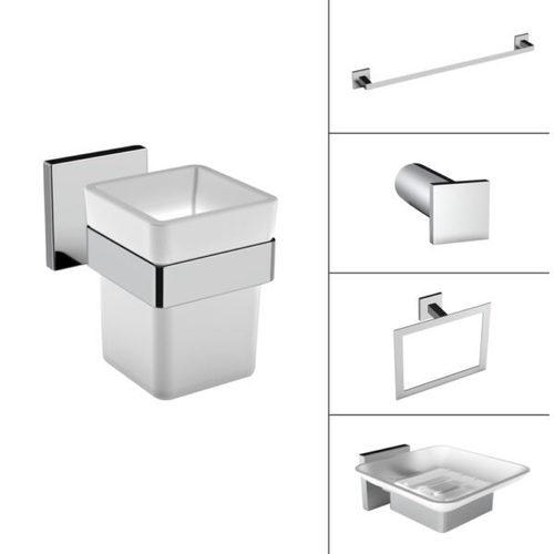 Whole Square Bath Accessories
