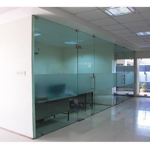 Taffan Glass Door
