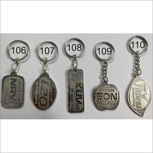 Nickle Spark Key Chain