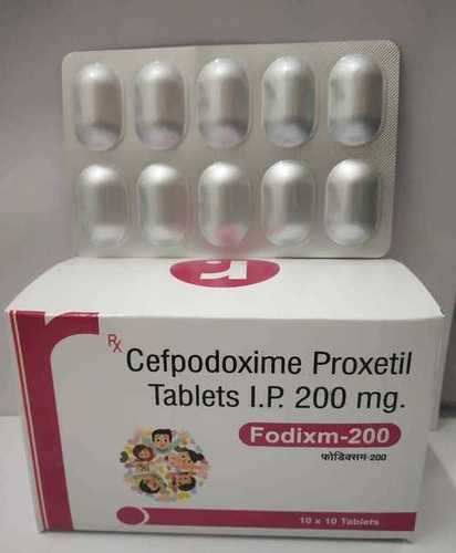 CEFPODOXIME PROXETIL TABLETS I.P 200MG