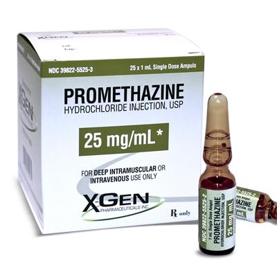 Promethazine Injection