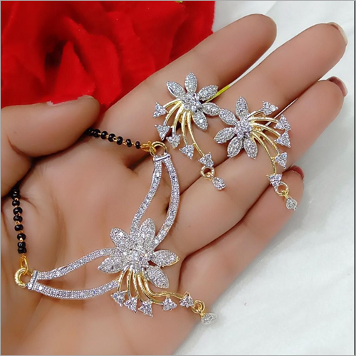 Gold Plated Mangalsutra