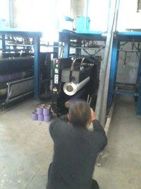 Industrial Yarn Spinning Line