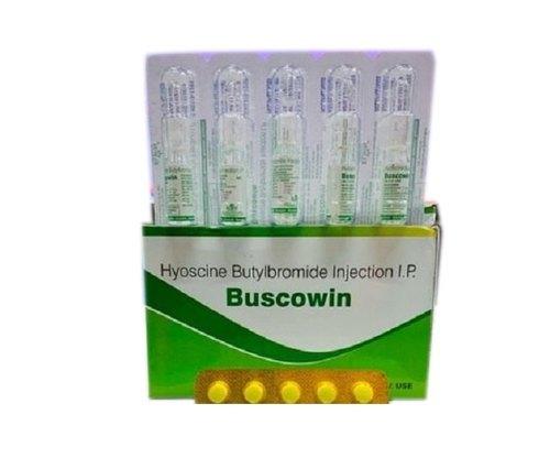 Hyoscine Butylbromide Injection