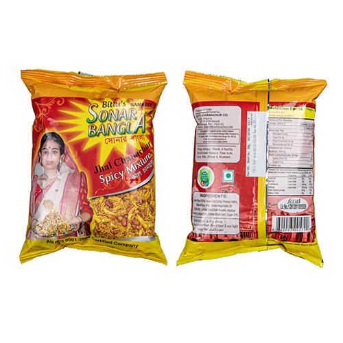 Jhal Chanachur Spicy Mixture