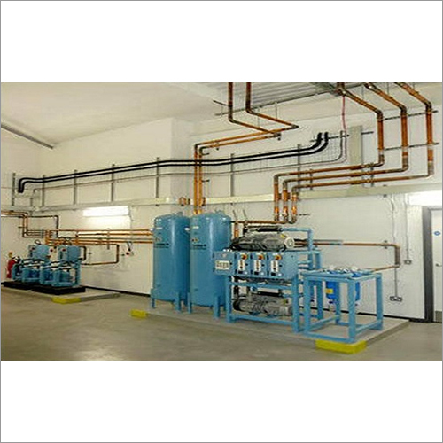Medical Gas Pipe Line System