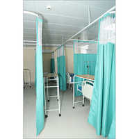 Hospital Cubicle Curtain Track System