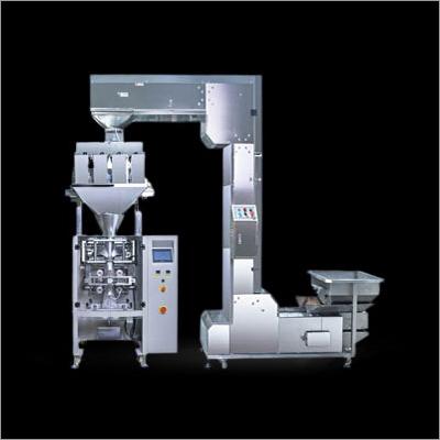 Industrial 2 Or 4 Head Linear Weigher Packaging Machine