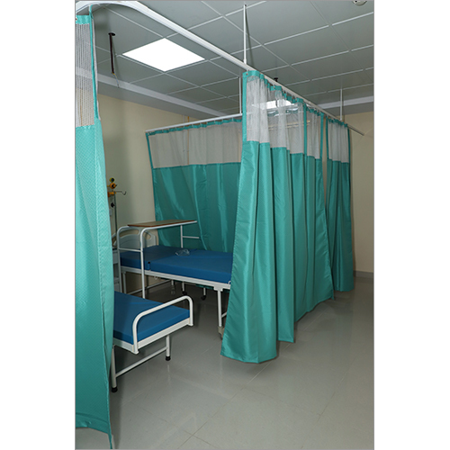 Cubicle Curtain Track System