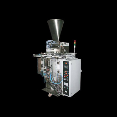 Industrial Multilane Pouch Packaging Machine