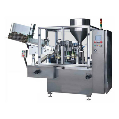 Industrial Tube Filling And Sealing Machine