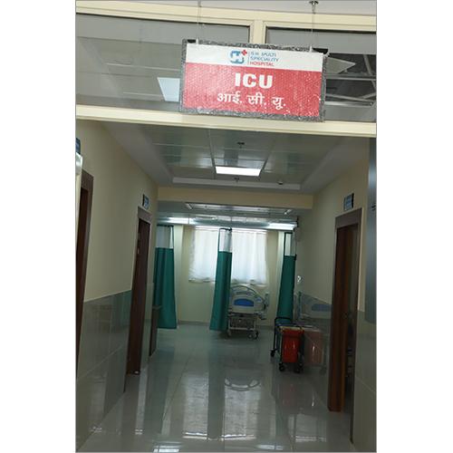 Hospital Modular ICU Installation Service