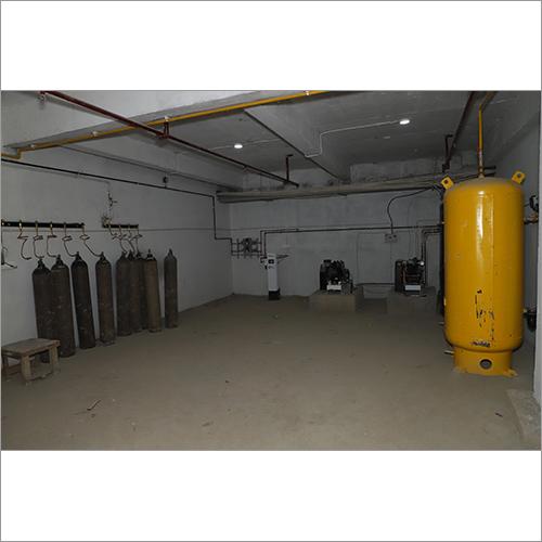 Gas Plant Room