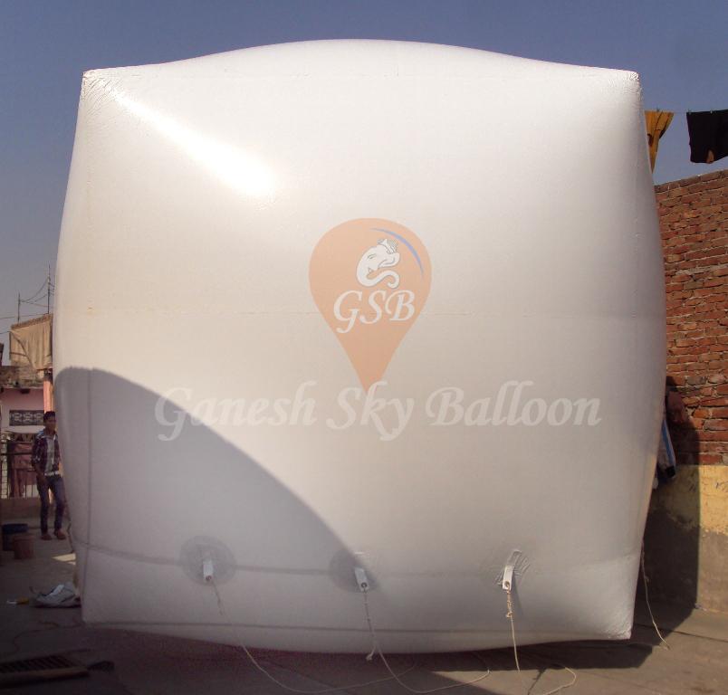 BJP Advertising Balloons